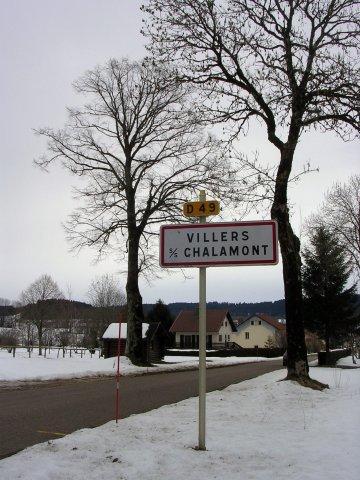 Autres tilleuls de Villers